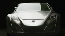 Lexus LF-A Production Version set for Tokyo Unveiling?