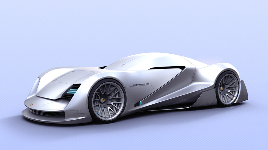 This Porsche concept could be the answer to autonomy