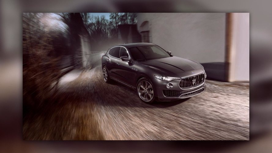 Tuned Maserati Levante Gets Huge Wheels, Carbon Body Parts, More Power