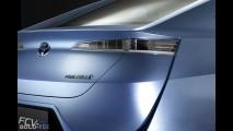 Toyota FCV-R Concept