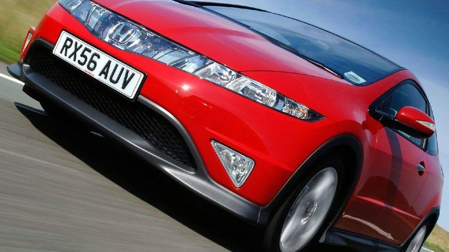 WCF Test Drive: Honda Civic Type S (UK)