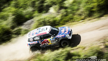 Loeb and Hirvonen quick, but need experience to win - Al-Attiyah