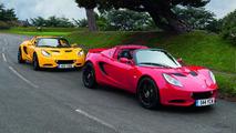 Lotus Elise Sport and Elite Sport 220