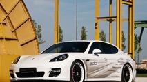 Porsche Panamera Turbo S by edo competition 03.02.2012