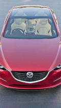 Mazda Takeri Mazda6 concept 13.02.2012
