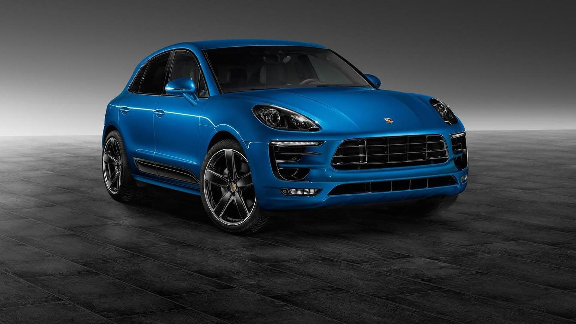Porsche Exclusive shows off special Macan S