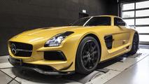 Mercedes-Benz SLS AMG Black Series by mcchip-dkr