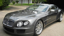 Bentley Continental GT allegedly based on Rolls-Royce Phantom costs 300,000 EUR