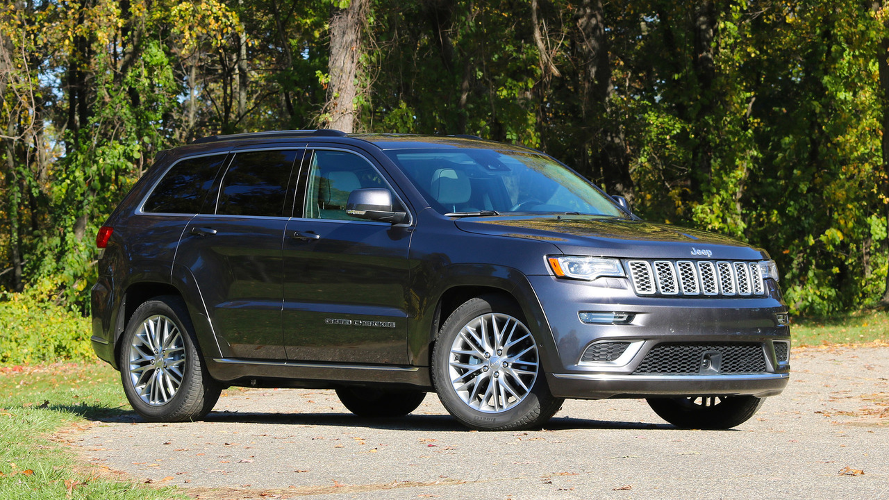 Jeep Grand Cherokee Towing Capacity >> 2017 Jeep Grand Cherokee Review: All the SUV I really need
