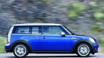MINI Clubman publicity photo