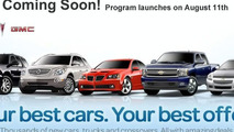 GM, eBay announce car-selling trials in California