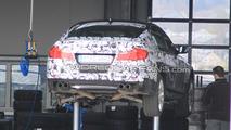 BMW M5 F10 spy photo, Nurburgring, Germany - 20.04.2010