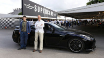 Nissan GT-R SpecV - Goodwood 2009