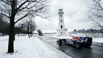 Sebastien Buemi, Red Bull RB5, Parc Drapeau - Montreal, Canada