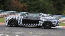 2012 Chevrolet Camaro Z28 spied
