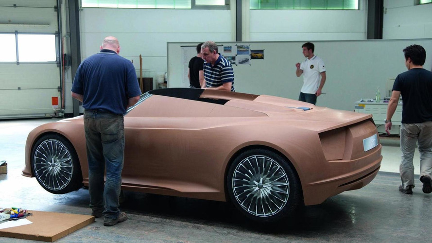 Audi e-tron Spyder: The making of