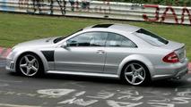 Mercedes CLK 63 AMG Black Series Spy Photo