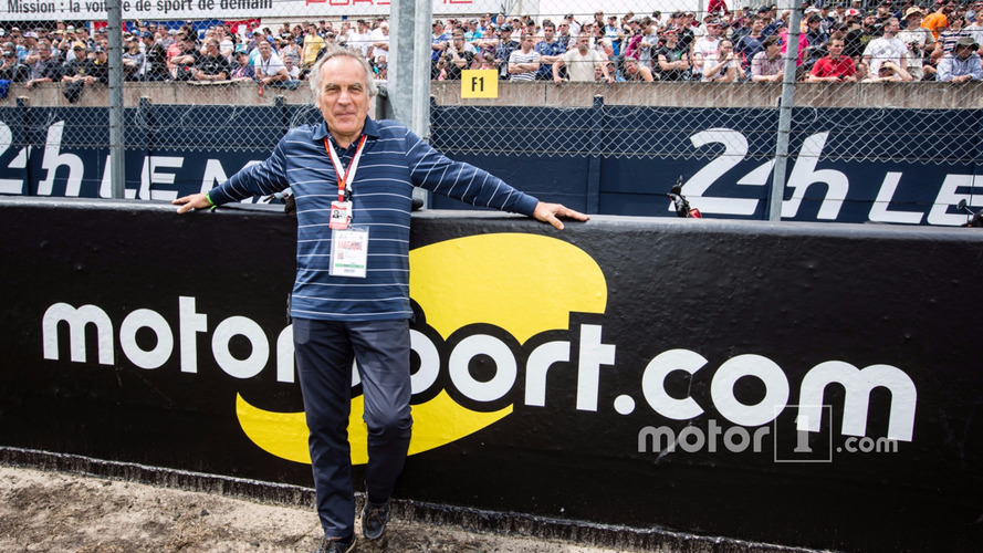 Interview: Giorgio Piola, the most famous F1 tech journalist