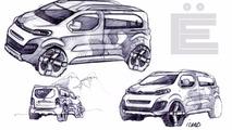 SpaceTourer 4X4 Ë Concept