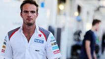 Van der Garde to test GP2 car on Monday