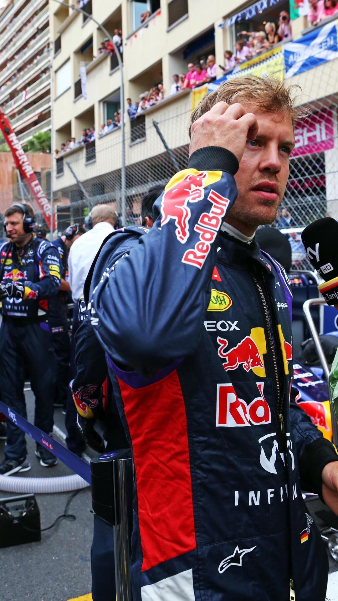 Vettel denies throwing post-Monaco tantrum