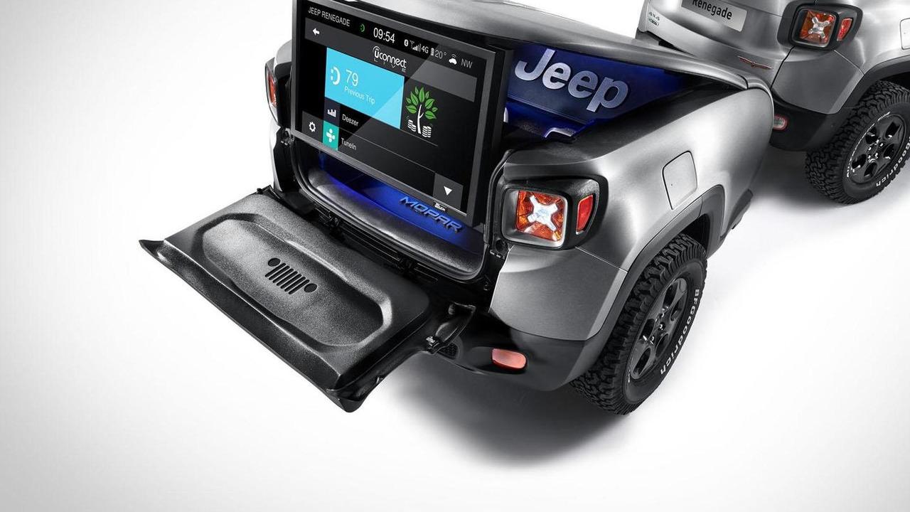 Renegade Hard Steel Jeep Showcar