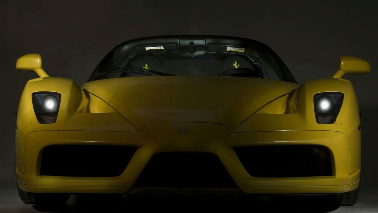 Edo Competition Pimped Ferrari Enzo