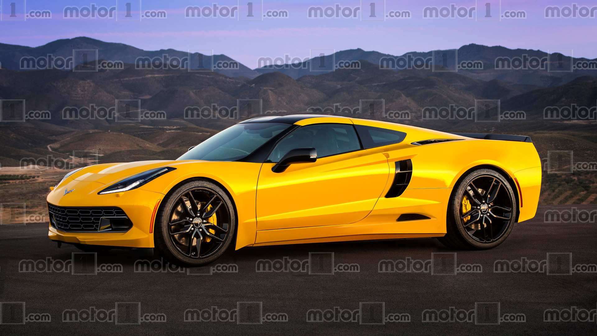 Mid Engine Corvette Mid Free Engine Image For User Manual Download