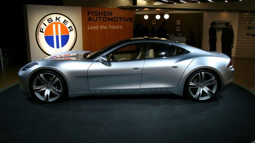 Fisker Karma Makes Euro Debut at Geneva