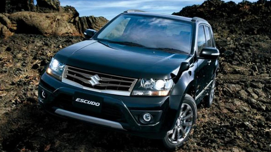Suzuki says Grand Vitara successor unlikely to happen