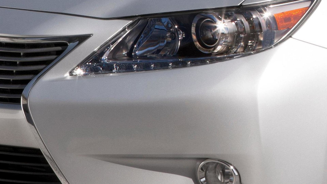 2013 Lexus ES teaser 28.03.2012