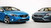 All-new Volvo V40 R-Design photo leaked