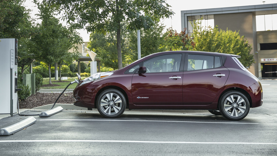 EV range sufficient for U.S. drivers 87 percent of the time, study finds
