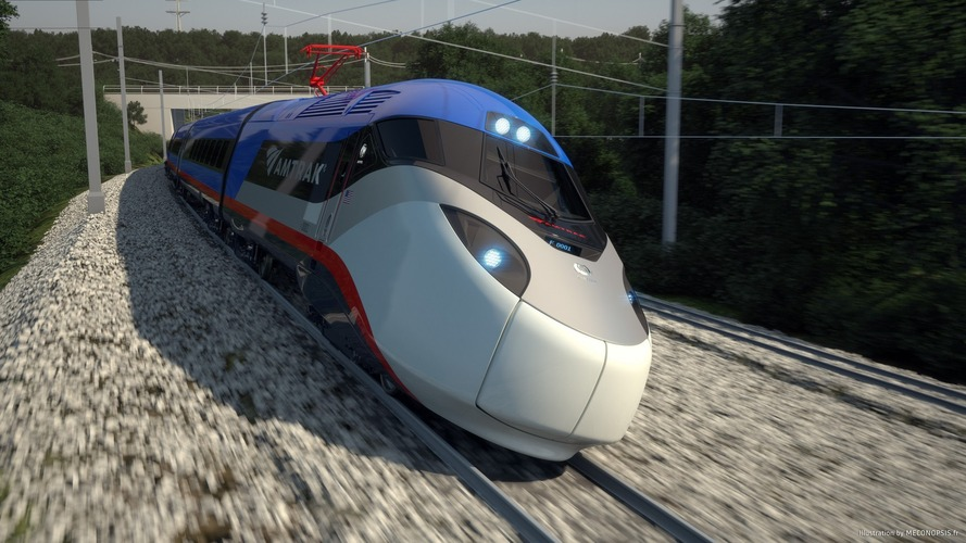 186-mph train coming to U.S. in 2021