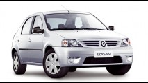 Renault Logan UP 2010 - Versão especial chega bem equipada por R$ 34.800