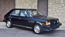 1986 Dodge Omni Shelby GLH-S eBay find still looks brand new