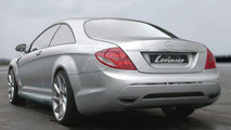 Mercedes CL by Lorinser at Geneva