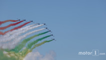 Italian Air Force display