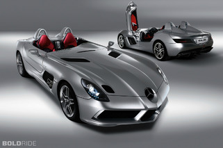 Rihanna Buys Chris Brown $1M Mercedes-Benz SLR...Huh?