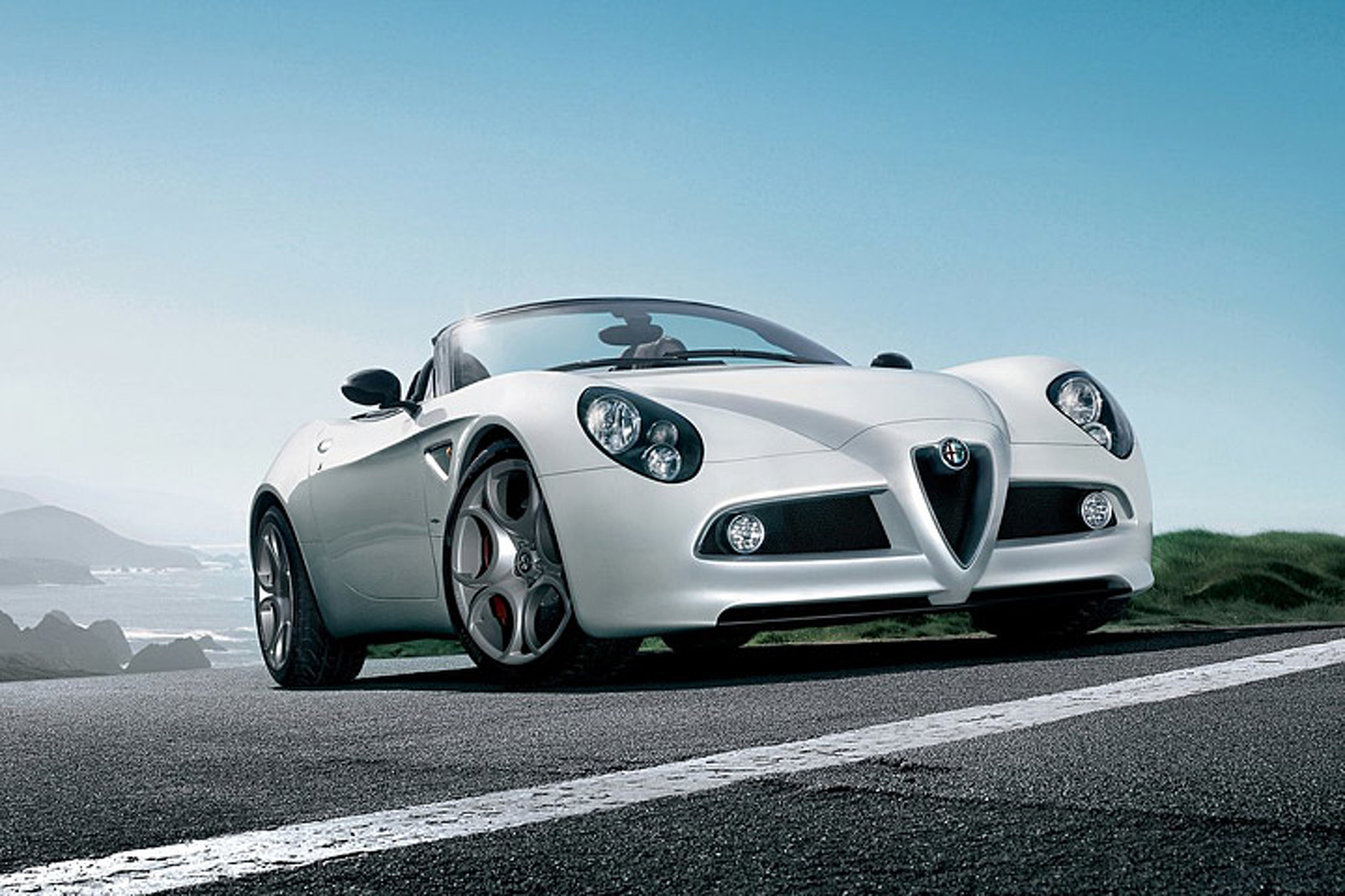 The Alfa Romeo 8C Spider is Future Classic Material