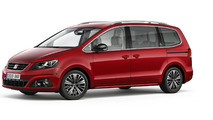 SEAT Alhambra 20th anniversary edition announced