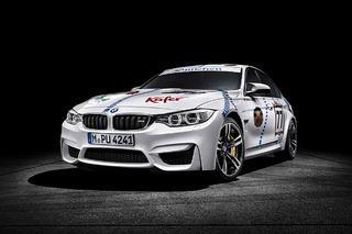 BMW Celebrates Oktoberfest 2015 with a Historic M3