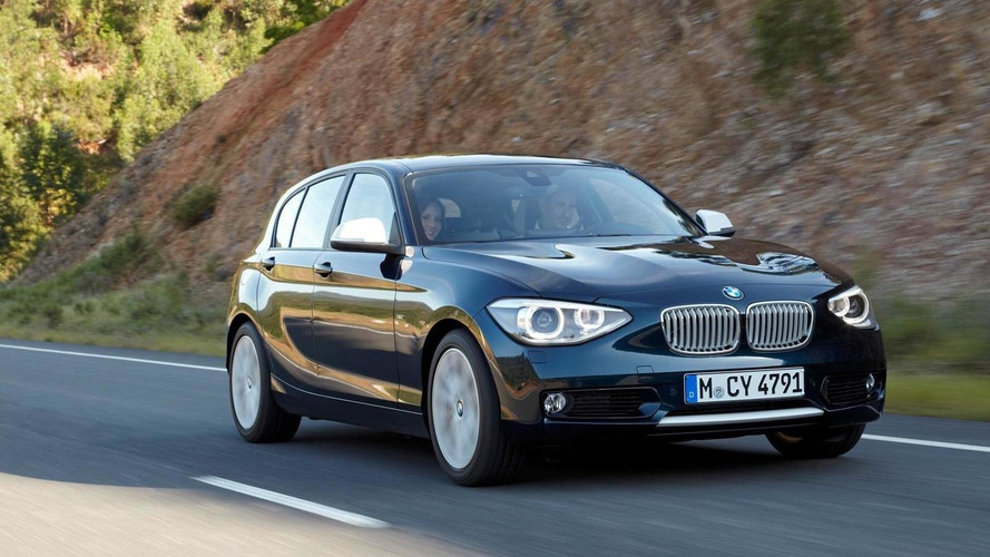 2012 BMW 1-Series first official photos and details leaked