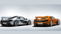 McLaren P1 production reaches finish line after 375 cars