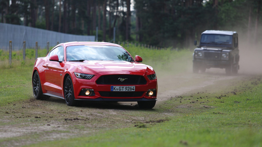 Former Stig Ben Collins names the Ford Mustang the ultimate stunt car