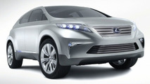 Lexus LF-Xh Concept to debut in Tokyo