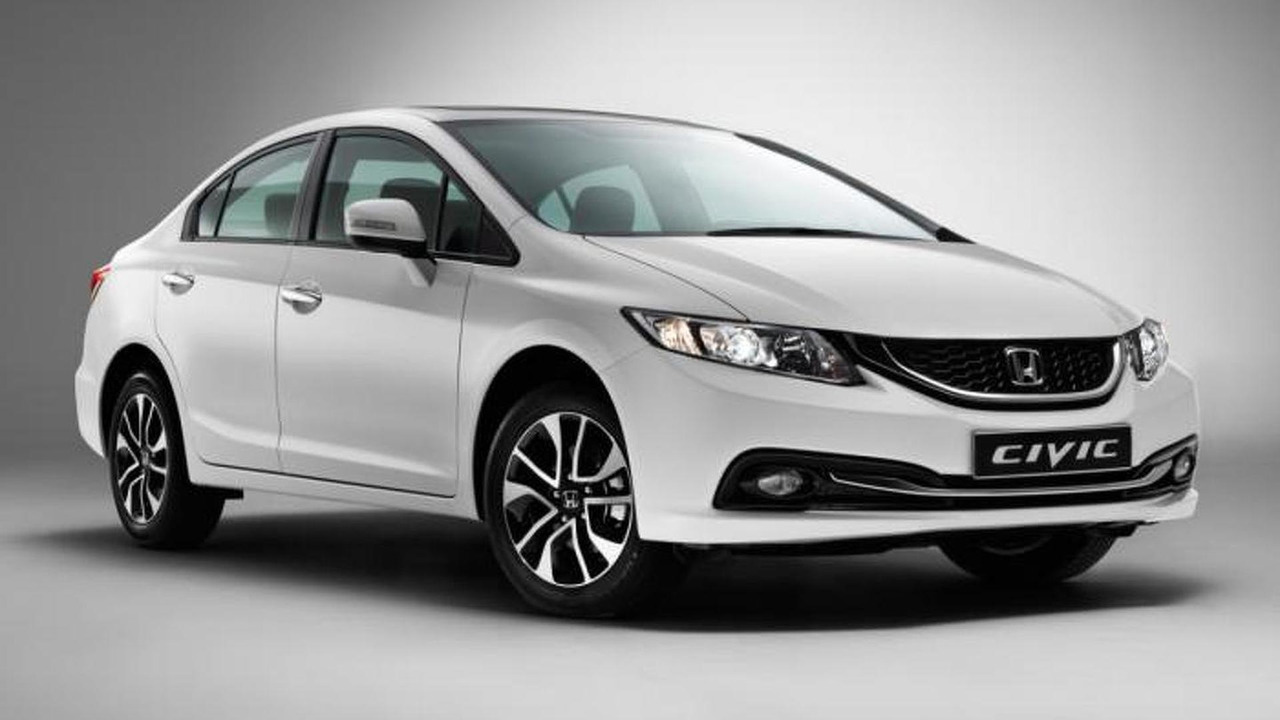 2013 Honda Civic Sedan (Euro-spec) 30.05.2013