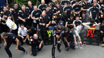 'Top 30' staff approached by rival teams - Marko