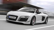 Audi R8 GT Spyder Rendered