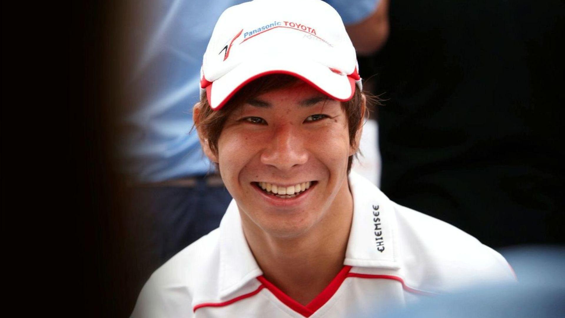 Kobayashi possible for 2010 seat - Howett